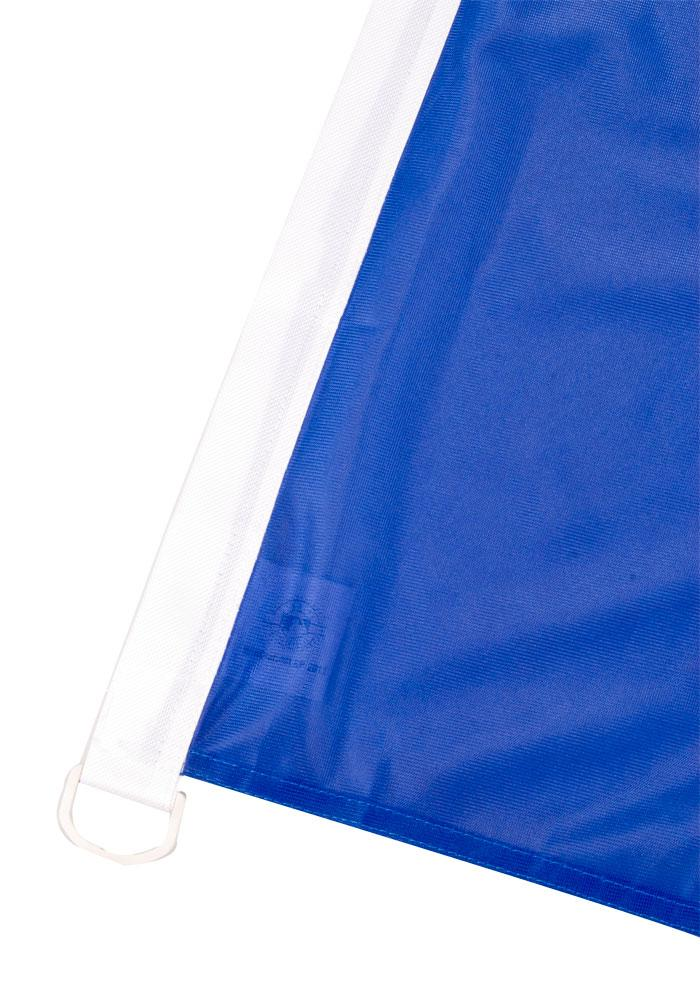 Texas Rangers 3x5 Blue Grommet Blue Silk Screen Grommet Flag - Image 3