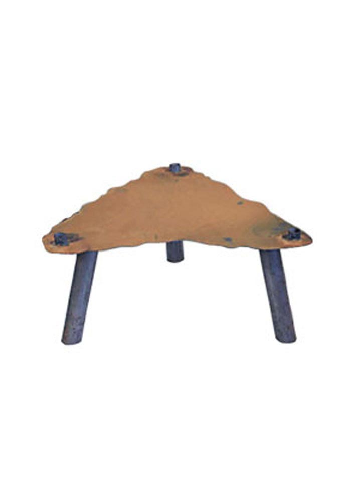 12 In Fire Pit Display Stand - Image 1