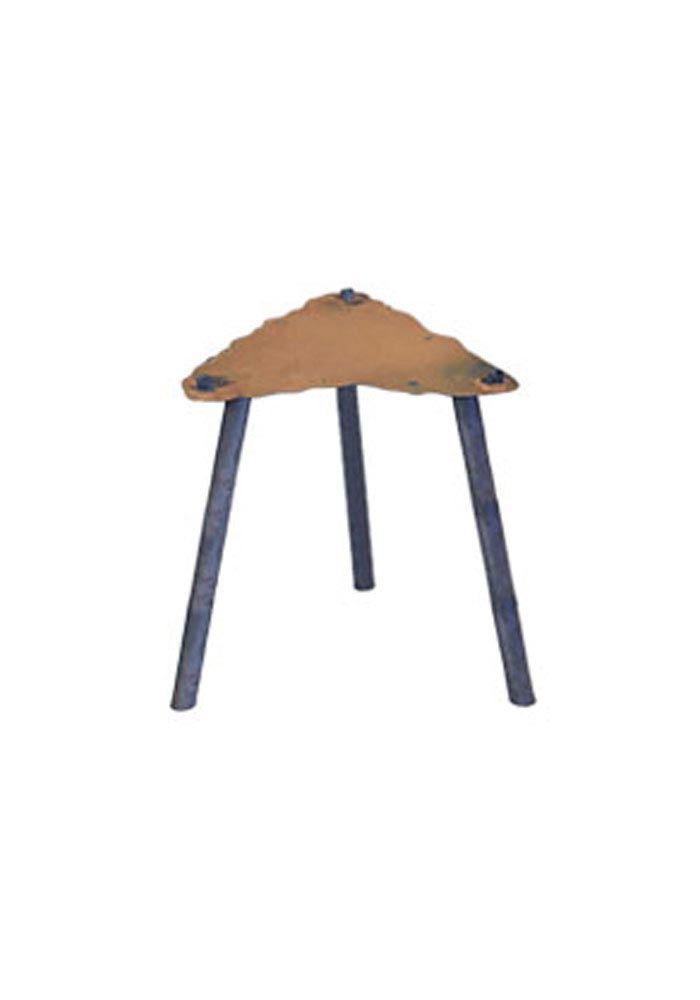 24 In Fire Pit Display Stand - Image 1