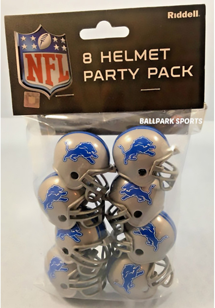 Detroit Lions Gumball Streamers - Image 1