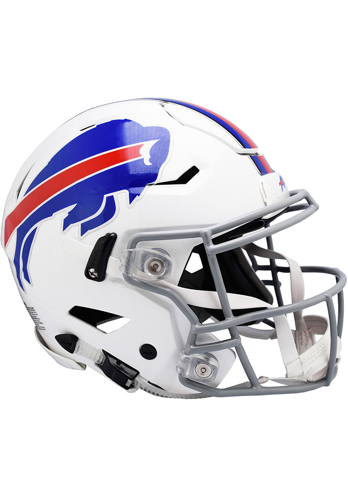 Buffalo Bills SpeedFlex Full Size Football Helmet - Image 1