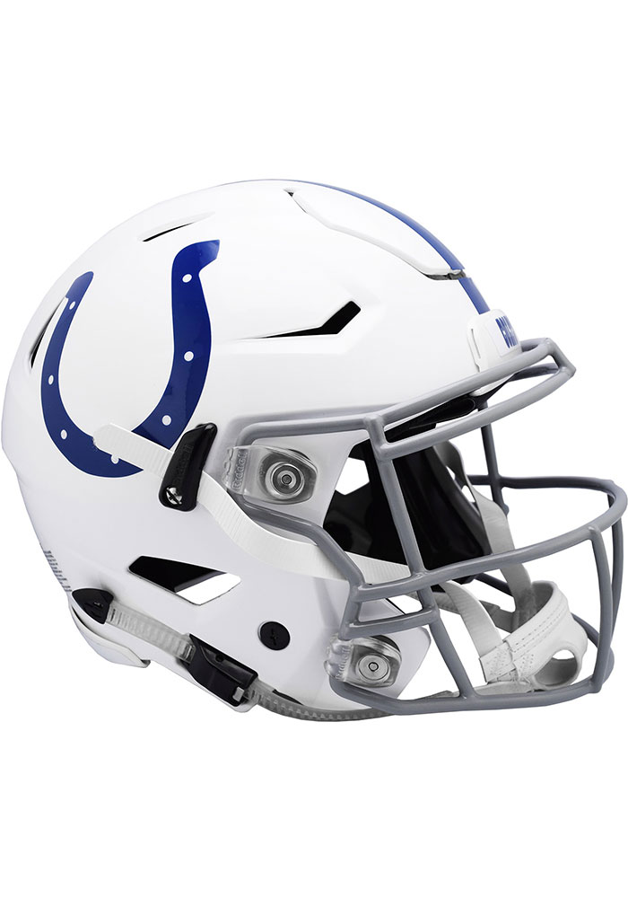 Indianapolis Colts SpeedFlex Full Size Football Helmet - Image 1