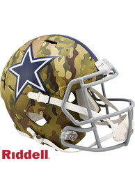 Dallas Cowboys Camo Speed Replica Full Size Football Helmet