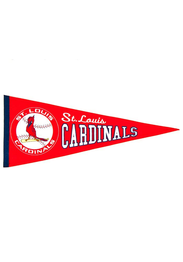 St Louis Cardinals 13x32 Cooperstown Pennant - Image 1