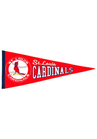 St Louis Cardinals 13x32 Cooperstown Pennant