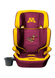 Minnesota Gophers 2-in-1 Premium High Back Booster Seat