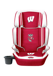Wisconsin Badgers 2-in-1 Premium High Back Booster Seat