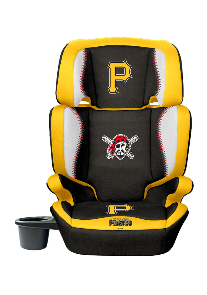 Pittsburgh Pirates 2-in-1 carseat Car Seat - Image 1