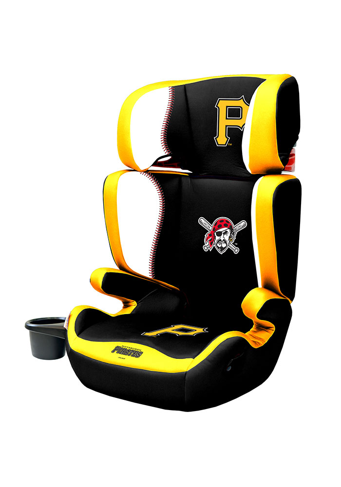 Pittsburgh Pirates 2-in-1 carseat Car Seat - Image 3