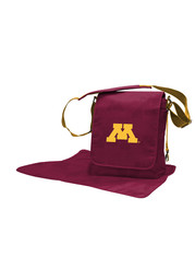 Minnesota Golden Gophers Messenger Bag Womens Lunch Tote