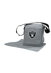 Diaper Messenger Bag NFL Oakland Raiders