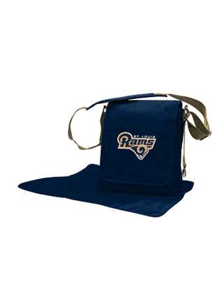 St Louis Rams Navy Blue Messenger Bag Tote