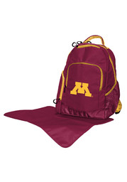 Diaper Backpack College Minnesota Gophers