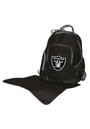 Diaper Backpack NFL Oakland Raiders