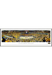 Missouri Tigers Basketball Panorama Framed Posters