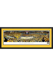 Missouri Tigers Basketball Panorama Deluxe Framed Posters