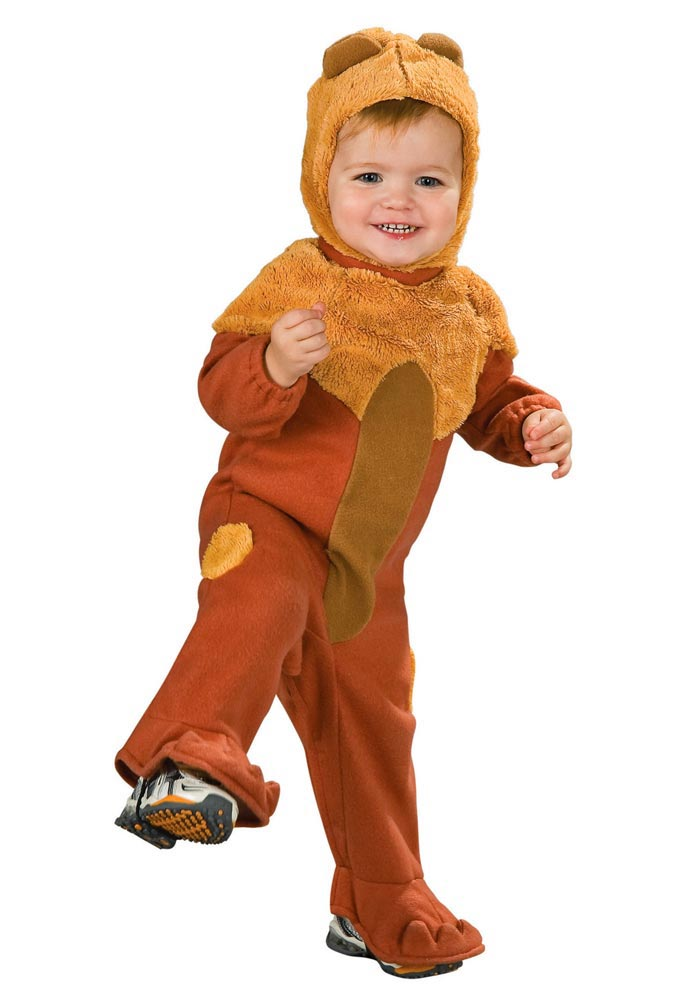 Wizard of Oz Cowardly Lion Toddler Costume - Image 1