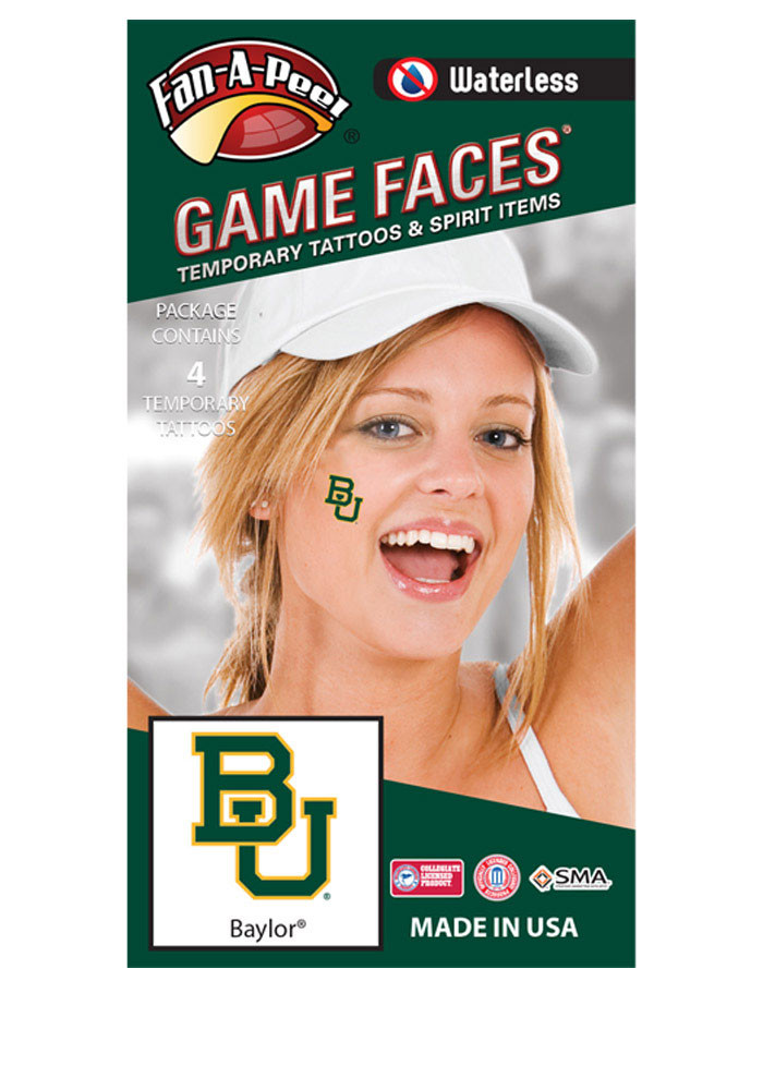Baylor Bears Tattoo - Image 1