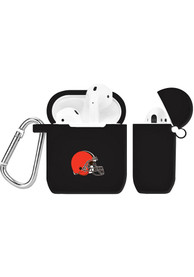 Cleveland Browns Silicone AirPod Keychain