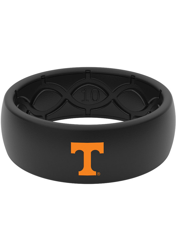 Tennessee Volunteers Color Logo Silicone Mens Ring - Image 1
