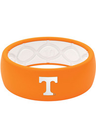 Tennessee Volunteers Full Color Silicone Ring - Orange