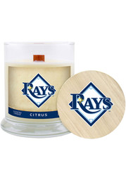 Tampa Bay Rays Citrus 8oz Glass Candle