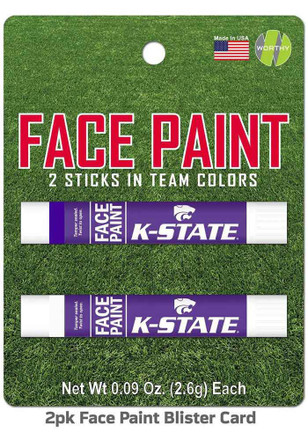 K-State Wildcats Face Paint Face Paint