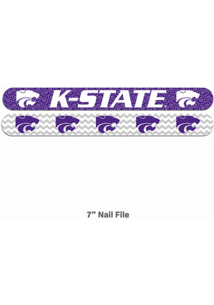 K-State Wildcats Nail File Cosmetics