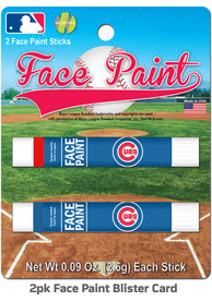 Chicago Cubs 2-Pack Face Paint