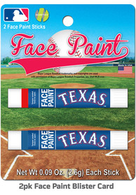 Texas Rangers 2-Pack Face Paint