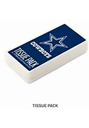 Dallas Cowboys Team Logo Tissue Box