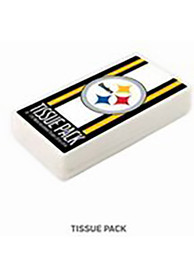 Pittsburgh Steelers Team Logo Tissue Box
