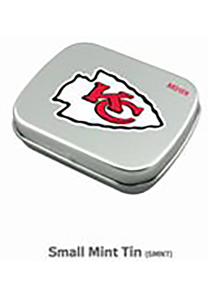 Kansas City Chiefs Mint Tin Candy - Image 1
