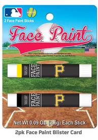 Pittsburgh Pirates Face Paint Face Paint
