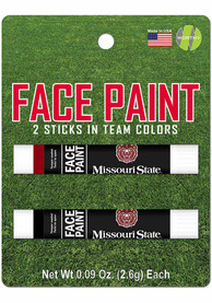 Missouri State Bears 2 Pack Team Color Face Paint