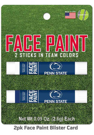 Penn State Nittany Lions 2 Pack Team Color Face Paint