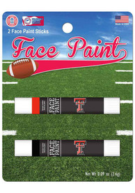 Texas Tech Red Raiders 2 Pack Team Color Face Paint