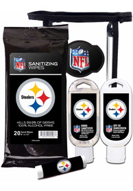 Pittsburgh Steelers 4pc Cosmetics