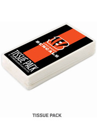 Cincinnati Bengals Tissues Tissue Box