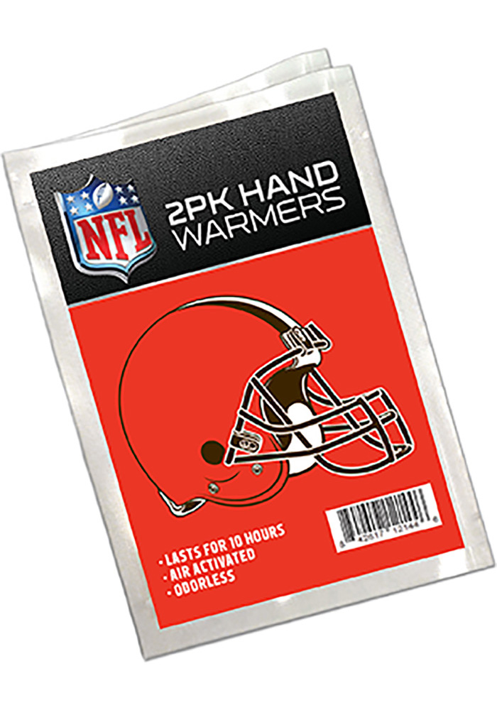 Cleveland Browns 2-Pack Hand Warmer - Image 1