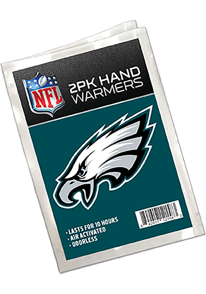 Philadelphia Eagles 2-Pack Hand Warmer - Image 1