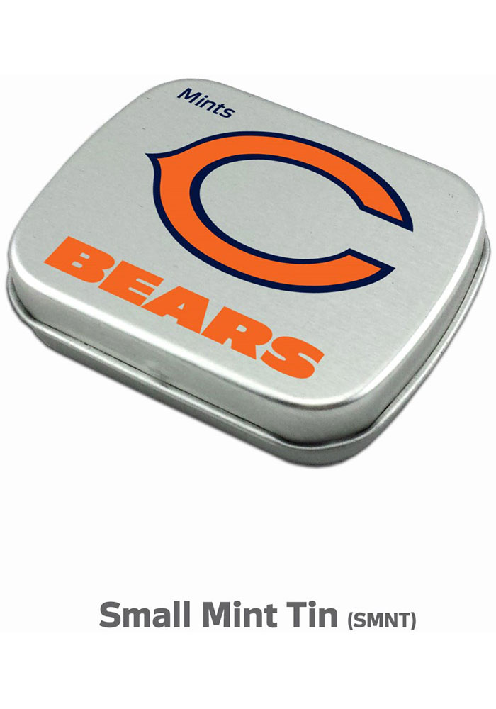 Chicago Bears Mint Tin Candy - Image 1