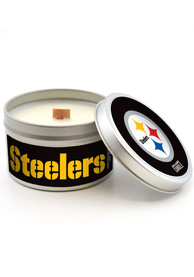 Pittsburgh Steelers Citrus 5.8oz Travel Tin Candle Bathroom Decor