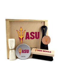 Arizona State Sun Devils Gentlemens Shoe Kit Bathroom Set