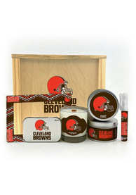 Cleveland Browns Housewarming Gift Box