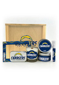 Los Angeles Chargers Housewarming Gift Box