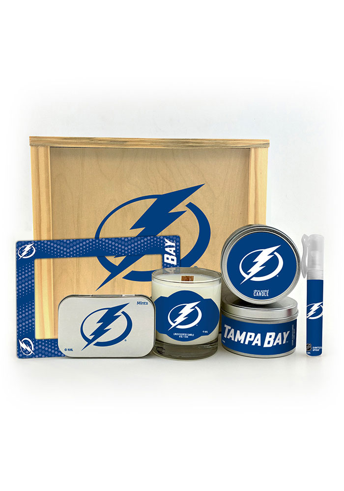 Tampa Bay Lightning Housewarming Gift Box - Image 1