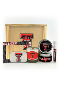 Texas Tech Red Raiders Housewarming Gift Box