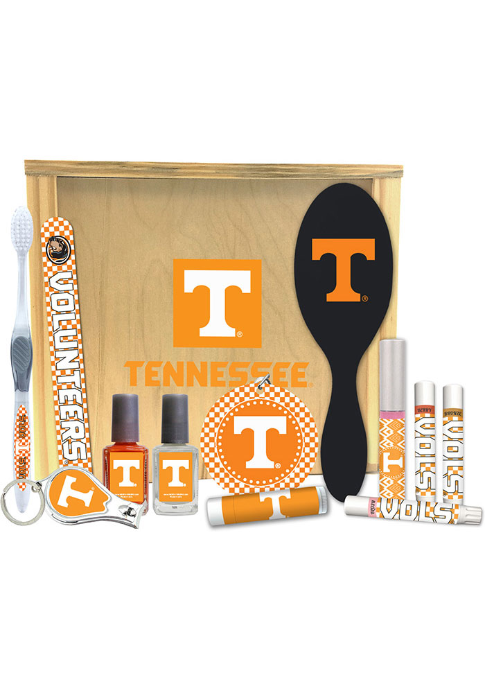 Tennessee Volunteers Womens Beauty Gift Box Bathroom Set - Image 1