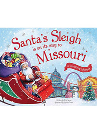 Missouri Santas Sleigh... Childrens Book